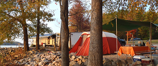 Campgrounds and Camping Reservations - North Carolina State Parks
