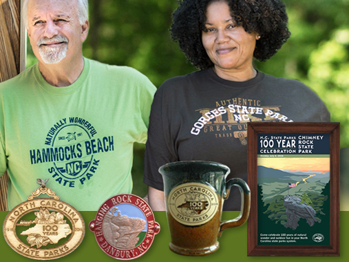 North Carolina State Parks Web Store