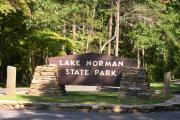 Photo: Lake Norman State Park